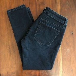 -SALE- Dark Wash Banana Republic Skinny Jean